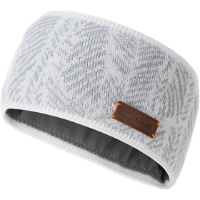 Mammut Sneeuw Hoofdband Dames, bright white-highway